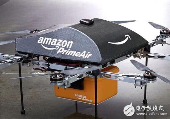 亚马逊无人机新专利 可对人类声音作出回应