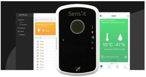 Sigfox为尚未建置IoT网络客户 推Sens...