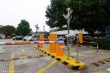 汽车道闸跟激光测距有什么关系?