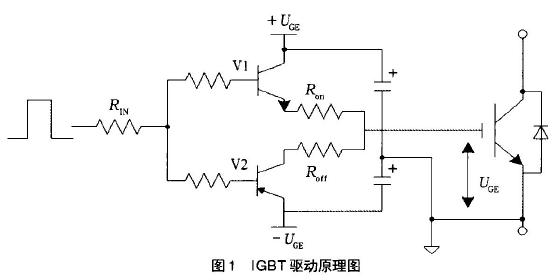 基于光电耦合器HCPL316J的对逆变器等功率装置的IGBT驱动电路研究