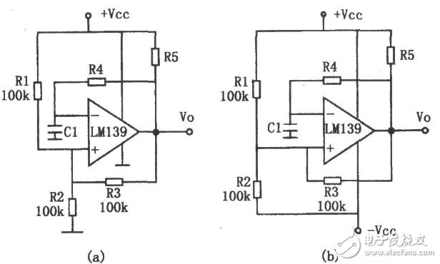 一款由LM139构成的方波发生电路的设计与实现
