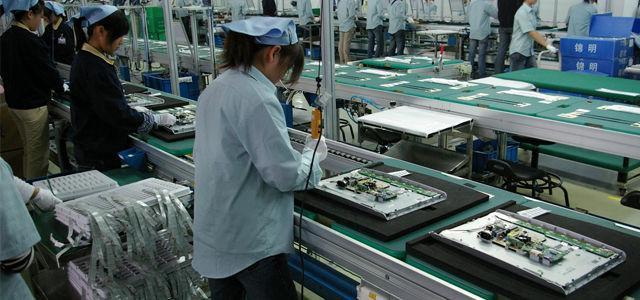 全球LCD面板产能过剩,面板将面临供过于求