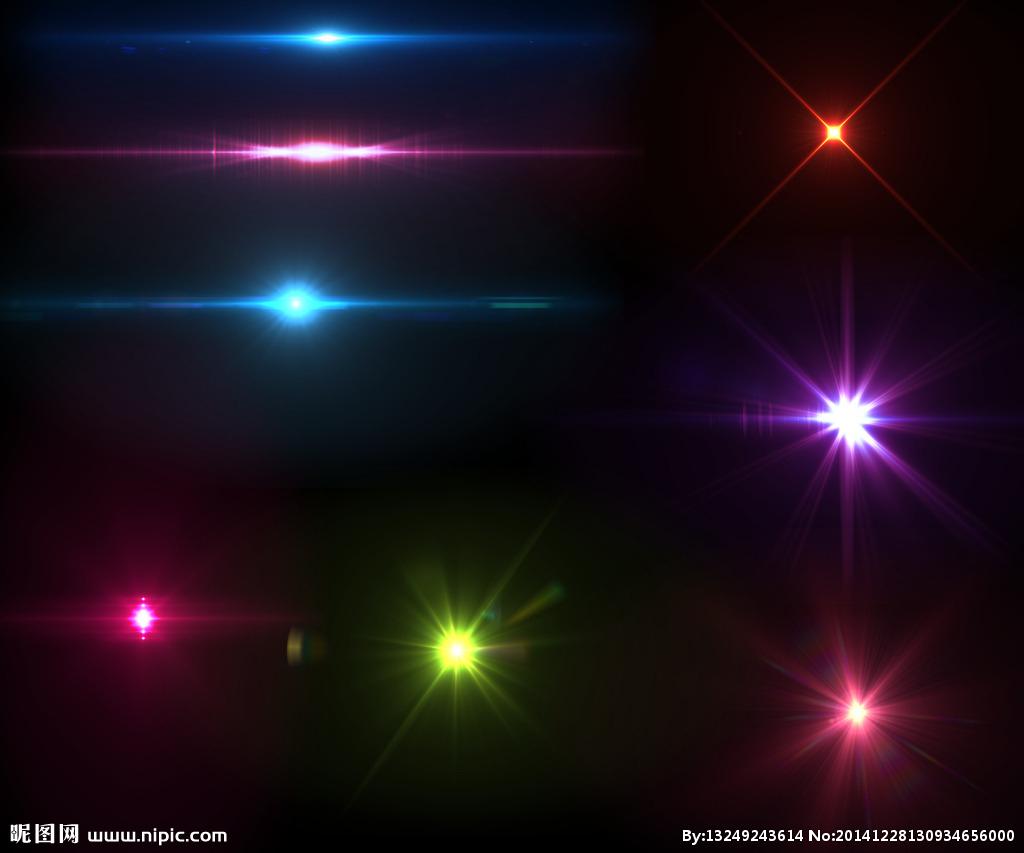 用于人工老化试验的几种光源