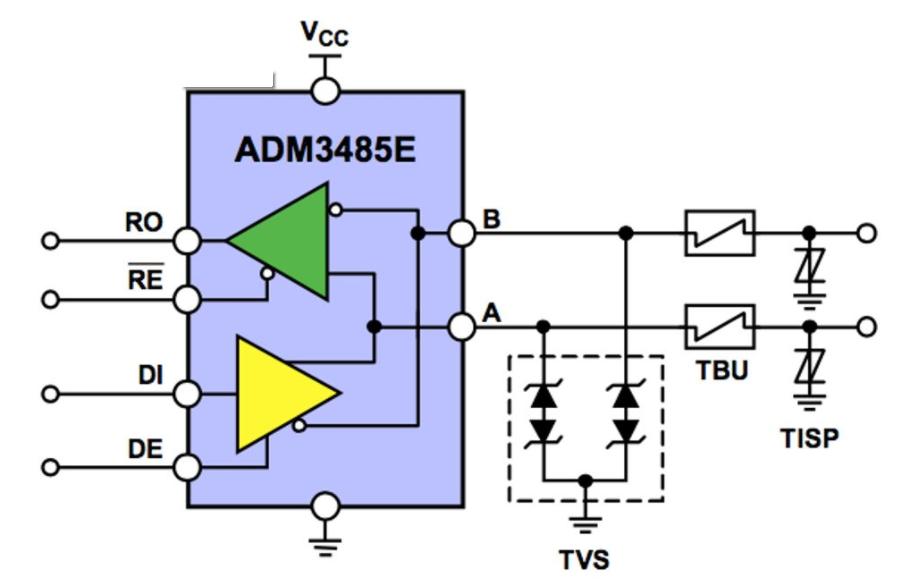 EMC保护电路简介及电路应用