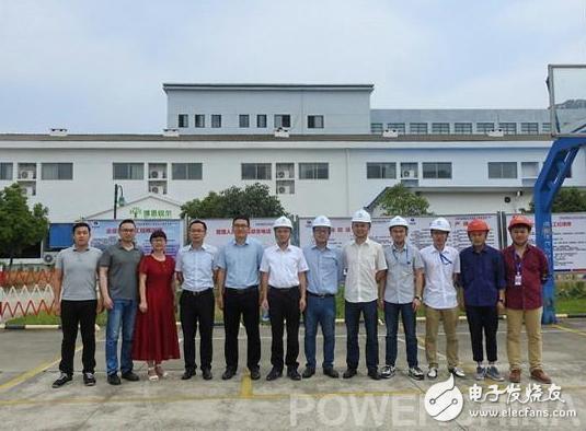 南昌市首座并网型微电网试点项目EPC工程正式开工建设