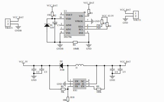 锂电池DS2786的原理图详细概述