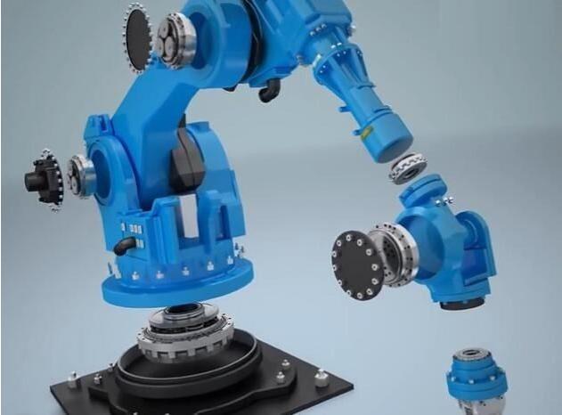 为什么使用减速器代替电机转速来控制机器人关节运动?