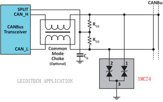 汽车电子常用EMC保护方案详细中文资料概述