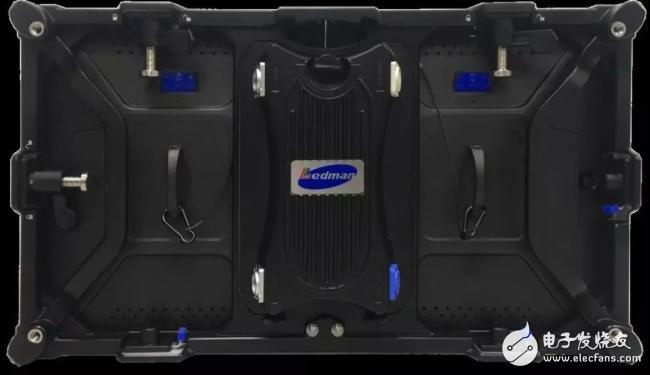 雷曼光电:COB小间距LED显示产品M系列之后的MR系列COB租赁产品