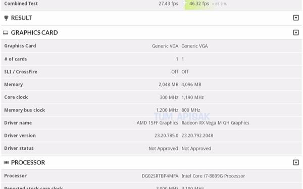 AMD新APU处理器曝光,9代APU?
