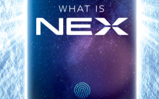 星空之物见证未来,vivo NEX发布会邀请函解...