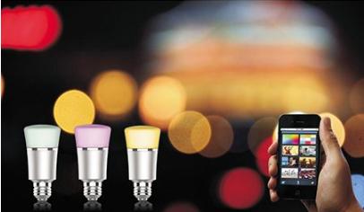 LED智能照明快速发展机遇从何而来?
