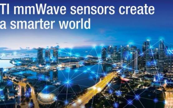 德州仪器将开始量产其高度集成的超宽频AWR164...