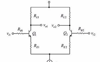 关于双极结型晶体管差分放大器的温度补偿的设计