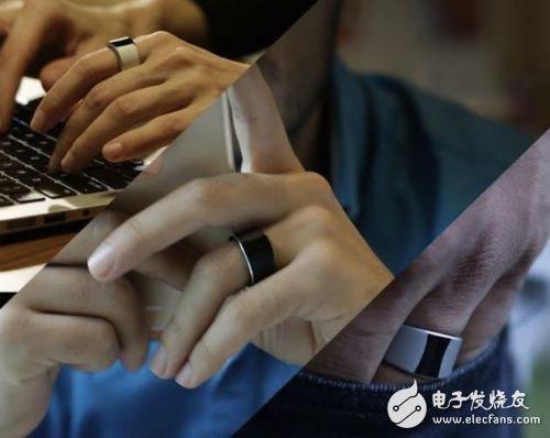 国外设计团队推出了一款名为Xenxo S-Ring的智能戒指