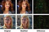 深度学习技术让反人脸识别技术和人脸识别技术的人工智能算法相互对抗