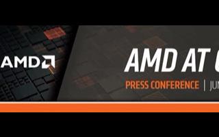 AMD将在台北电脑展推多款新品?