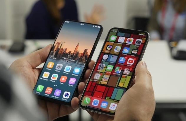 要闻:2024年5G手机将达10亿台 苹果A12处理器已在上个月量产