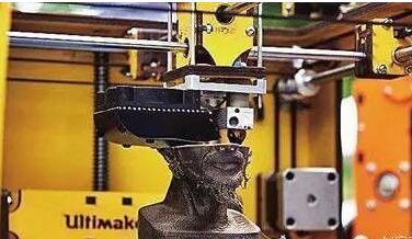 3D打印机工作原理_3D打印的实际过程图解