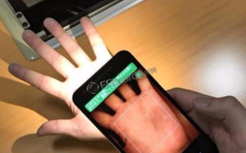 刷脸支付算什么,日本公司开发出刷手支付技术