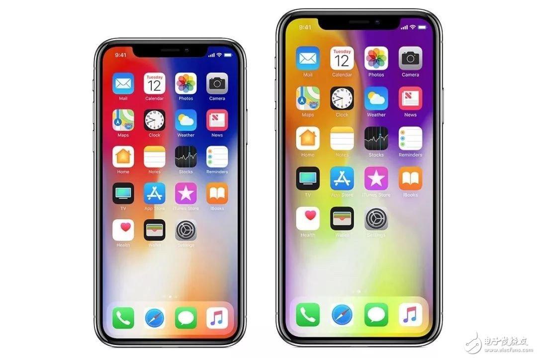 因iPhone 屏幕顶部的刘海位置漏光问题比较严重,新款 iPhone 可能得等到11月份才能发布