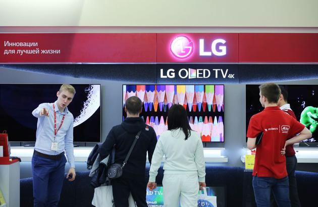 LG显示:LCD屏幕依然能够带来营收