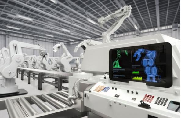 制造业数码转型 AI和AR相辅相成