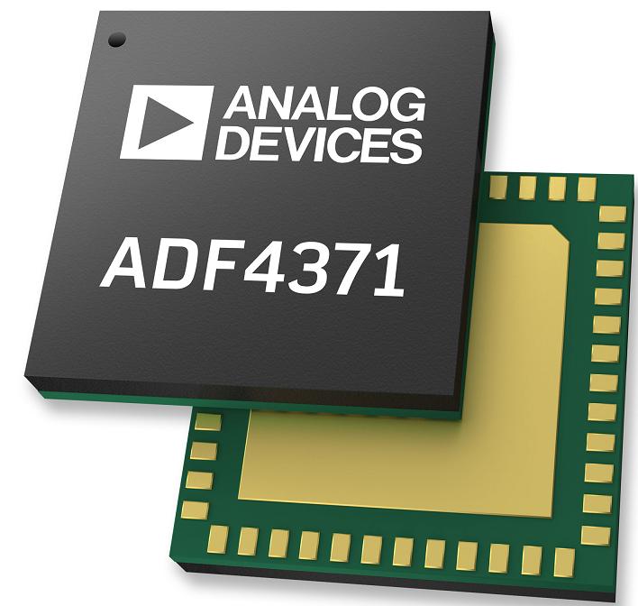 ADI推新款频率合成器ADF4371 支持各种射频/微波系统设计