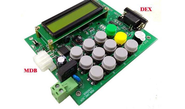 MDB协议售货机主板使用及用途