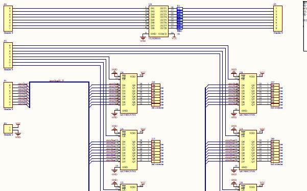 如何龙8国际下载一个光立方和8x8x8光立方的完整原理图及PCB资料