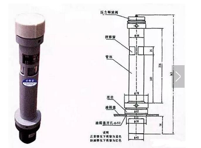 """变压器""""结构、轻瓦斯、重瓦斯保护""""及事故处理"""