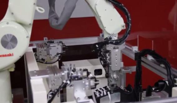 3D视觉系统集成AI潜力大 可强化机器手臂速度与精准度