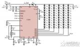 五个LED电路设计