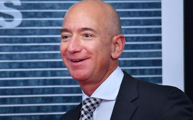 亚马逊股价创历史新高市值突破8000亿美元 成为...