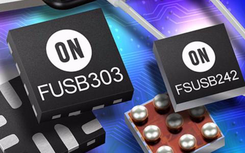 安森美全新USB-C统包方案,FUSB303集结高性能与低功耗