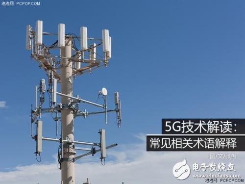 5G技术解读,常见相关术语解释