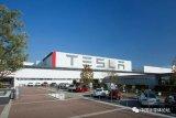 特斯拉在中国上海建设美国以外首个工厂的计划