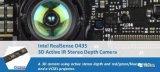 英特尔RealSense深度摄像头D435