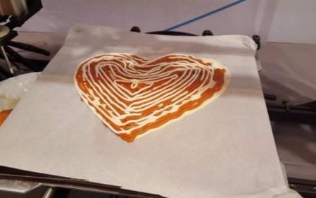 3D打印出来的披萨你敢吃吗?