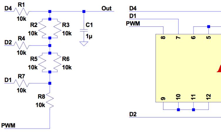 PWM + R2R DAC,性能惊人!
