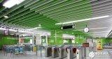 地铁空调通风系统监测环境温度和空气湿度生的温湿度...