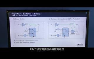 采用硅技术的开关取代PIN二极管