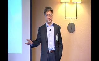 赛灵思平台开发高级副总裁 Victor Peng...