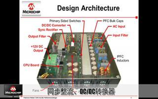 Microchip白金等级720W ACDC数字...