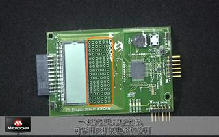 Microchip F1评估平台