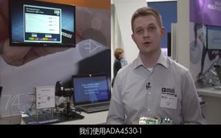 ADA4530-1静电计运算放大器:测量fA电流