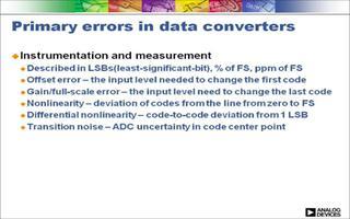 基础教程: 理解数据采样系统
