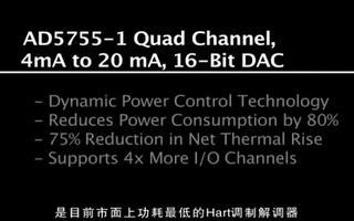 AD5755-1开发过程控制演示