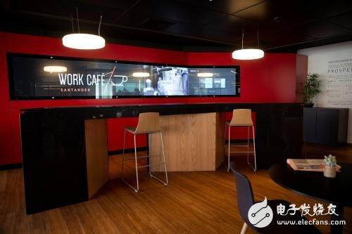Zytronic触控传感器:PX集团对Work/Cafe分行转型的关键