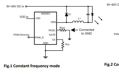 SMD803降压转换器的详细资料免费下载